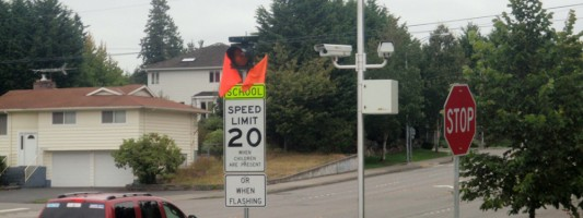 Drop in school zone speeders not as dramatic as study suggests