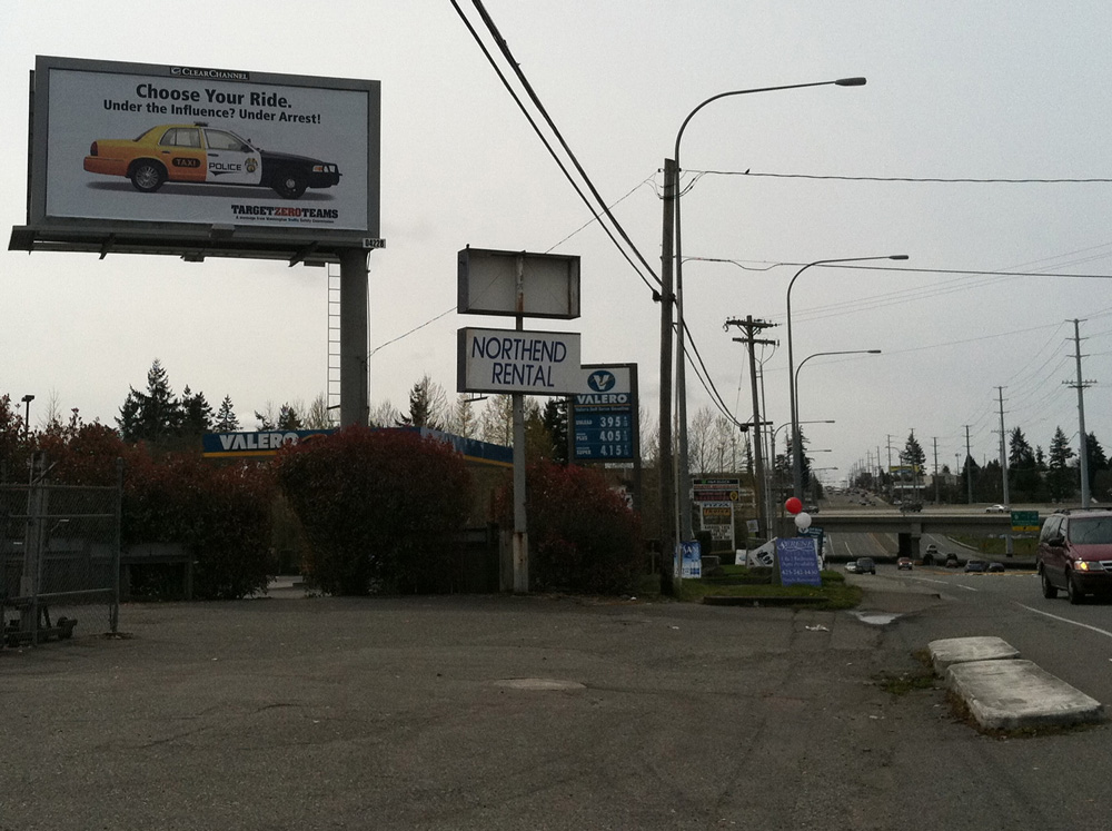 New billboard aims to curb drunk driving - Lynnwood Today