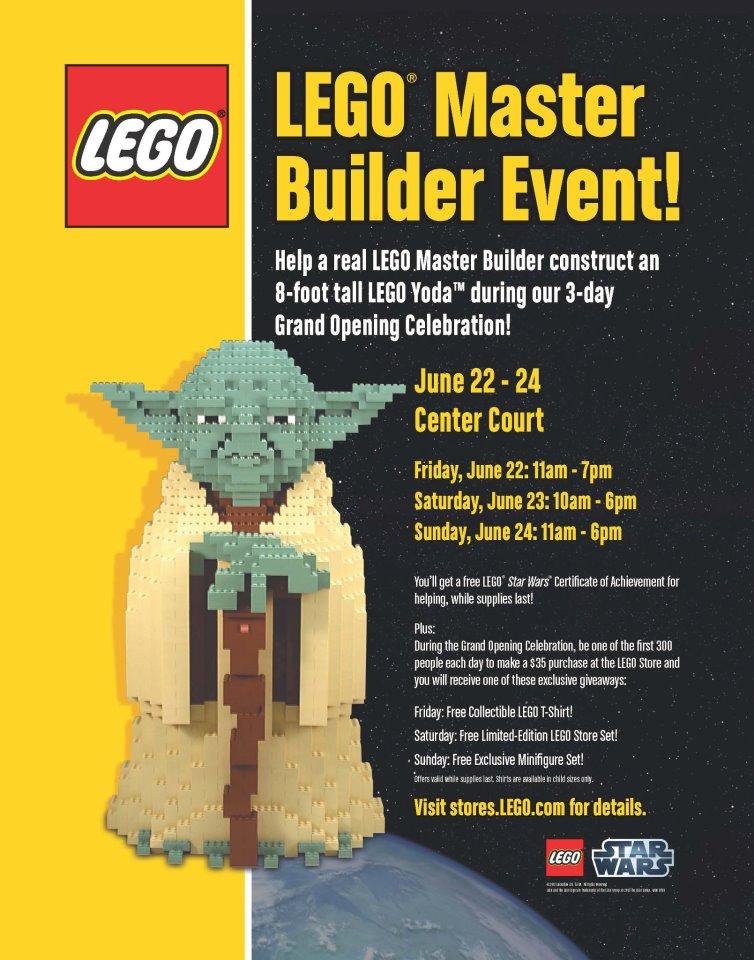 Awesome Lego Stuff: New Lego Store at Alderwood Mall Seattle, WA!