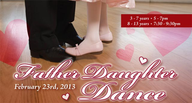 Father Daughter Dance Homepage Image