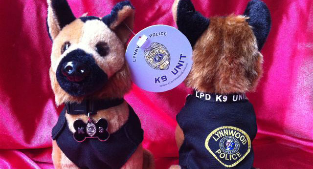 Help The Lynnwood Police K9 Unit Take A Bite Out Of Crime Lynnwood