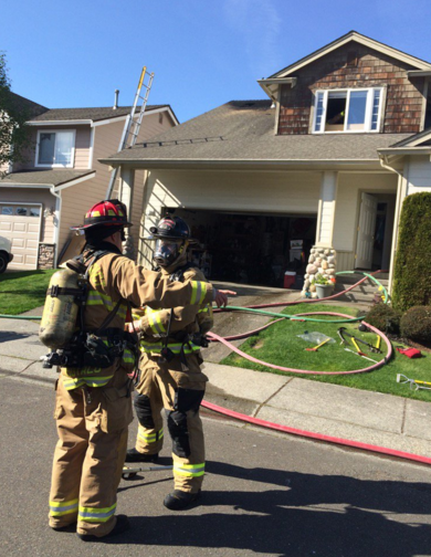 Happening nearby: Fire causes $120,000 damage to home