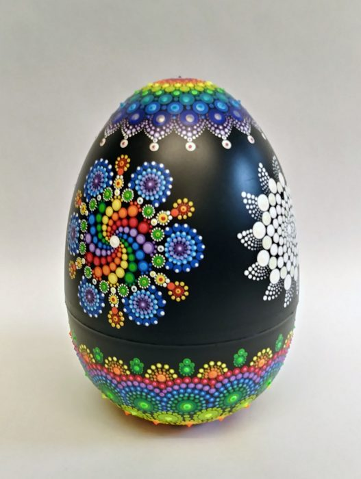 Eggs Plore Lynnwood With Decorated Egg Hunt Now On Through May 6
