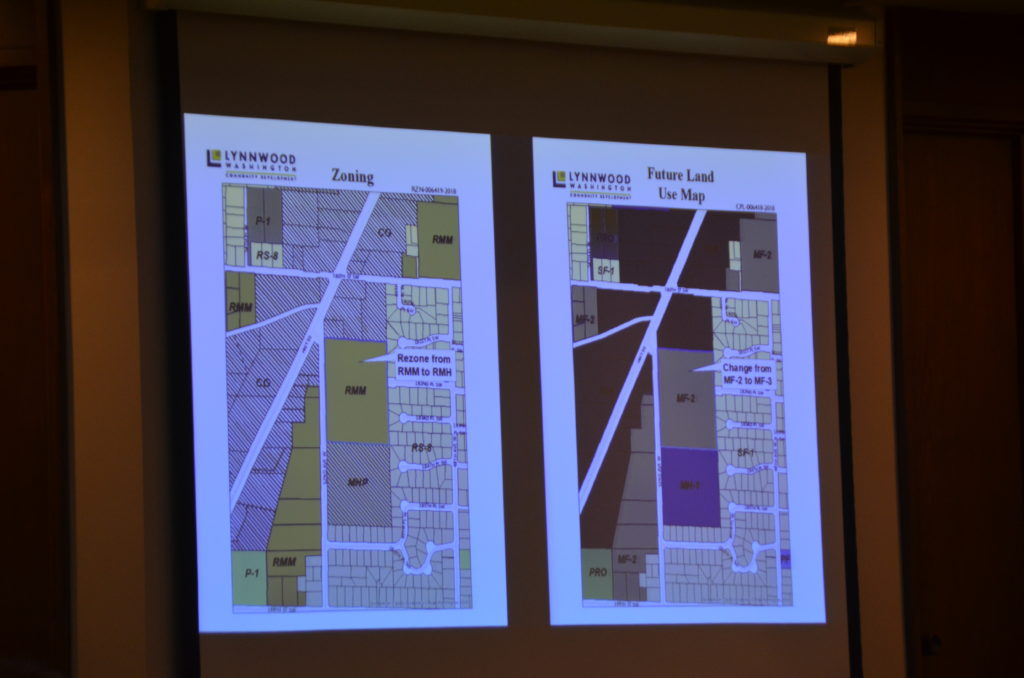 Lynnwood City Council postpones decision on Whispering Pines rezone