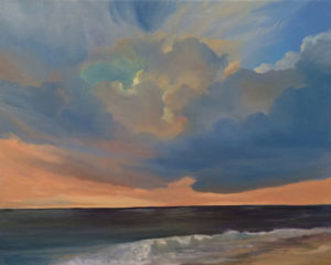 Sky and Beach, Kathleen Moore