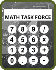 math task force graphic