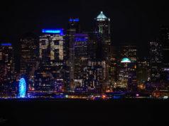 Seattle in Blue to honor Paul Allen