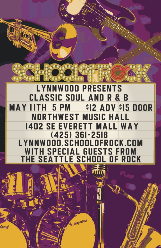 School of Rock to perform classic, neo-soul R&B at concert on May 11
