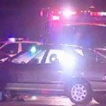 Chase Ends in T-Boned Police Cruiser