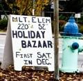 Three Bazaars This Saturday