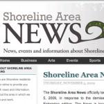 Shoreline Area News