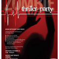 Zombie Thriller Party: Books with Beat (and Creep)