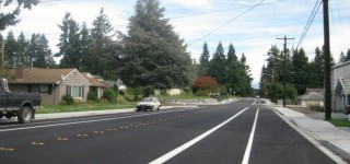 230th Reconstruction Project Ribbon Cutting October 9