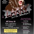 Larry and the Werewolf: October 28-30 at MTHS