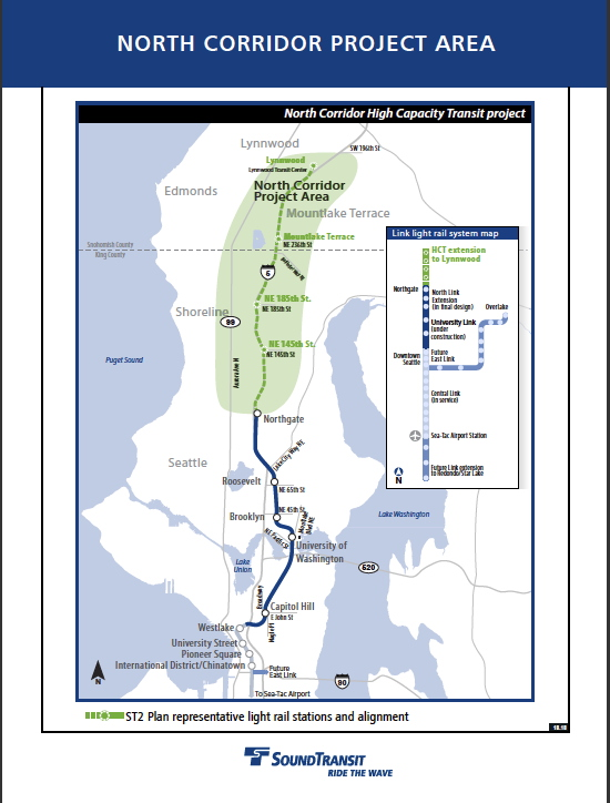 Sound Transit Looks At Highcapacity Alternatives For