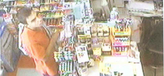 Have you seen this shoplifter?