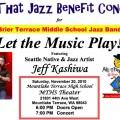 Brier Terrace Middle School Jazz Band Benefit Concert