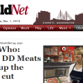 The Herald Covers Double DD's