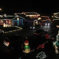 Lights on Display in MLT