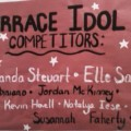 Three Terrace Students Move on to 2nd Round of Terrace Idol