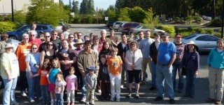 Volunteers Gather May 14 for Parks Cleanup Day