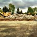 Lloyd Control Building Demolished to Make Way for Premera Parking