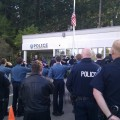 Community Gathers to Remember Fallen Officers and Open House
