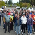 Volunteers Gather to Clean Up City Parks