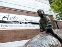 33rd Annual Arts of the Terrace Juried Art Show September 24-October 2