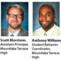 MTHS speakers at Wednesday lunch presentation: Gangs in Schools
