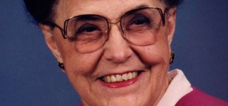 In memoriam: Leda Marie Massie, 1915-2012
