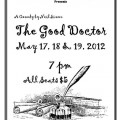 MTHS Drama Department presents 'The Good Doctor' Thursday-Saturday