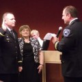 Don Duncan sworn in to new post as MLT police commander