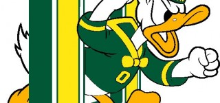 245-member Oregon Ducks marching band to perform at halftime of MTHS football game