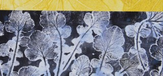 Prints by local artist at MLT Library in December