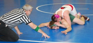 Terrace wrestlers place fifth in Island Invitational
