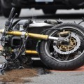 Driver of Motorcycle in Accident Expected to Make Full Recovery