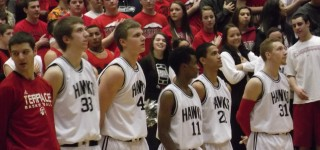 Hawks move up to No. 5 in state 3A basketball poll