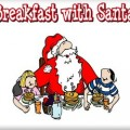 Breakfast With Santa This Saturday