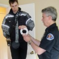 Fire District 1 crews distribute alarms and batteries on Smoke Alarm Saturday