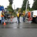 City quick to fix ruptured water main