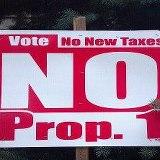 MLT No Prop 1 campaign sign