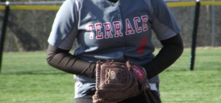 Despite injury, 'tough' Bos returns to mound and leads Terrace to 8-4 win Friday