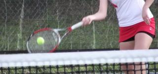 Terrace girls win first tennis match of year, downing Everett 6-1