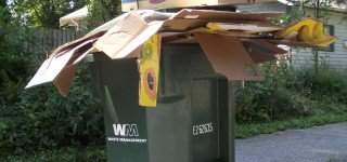 Terrace embraces recycling, composting