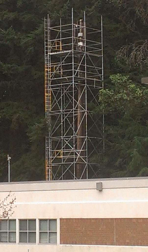 Cell Phone Tower Upgrade Work In Progress Mltnews Com