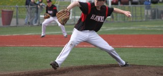 DeMiero pitches complete game as Hawks take second game of series vs. Mavs