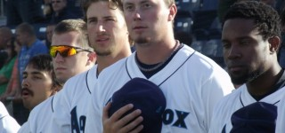 Now on Aquasox, drafted MTHS grad Aaron Brooks thrilled to be playing close to home