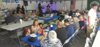 Mini-Greek Festival opens at Time Out Burgers