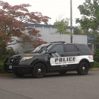 Mountlake Terrace Police were at the school Wednesday morning to investigate the latest round of vandelism